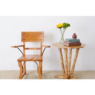 Pair of California Rancho Monterey Drink Tables Preview