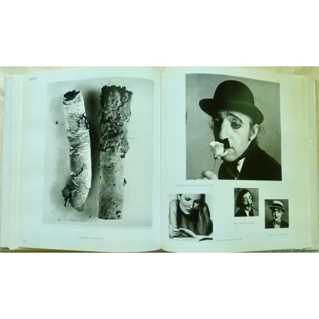 1990s 1991 Knopf Passage by Irving Penn Book For Sale - Image 5 of 9