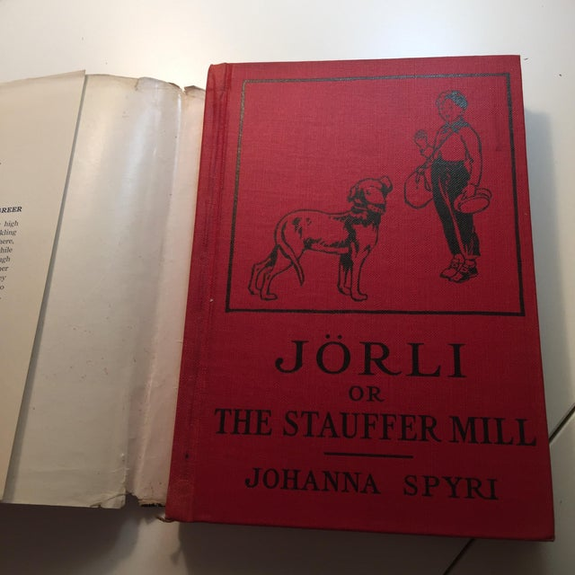 "1928 ""Jorli by Johanna Spryi"" 1st Edition - Image 7 of 7"