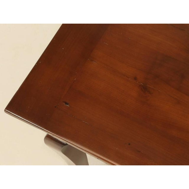 Antique French Dining Table For Sale In Chicago - Image 6 of 10