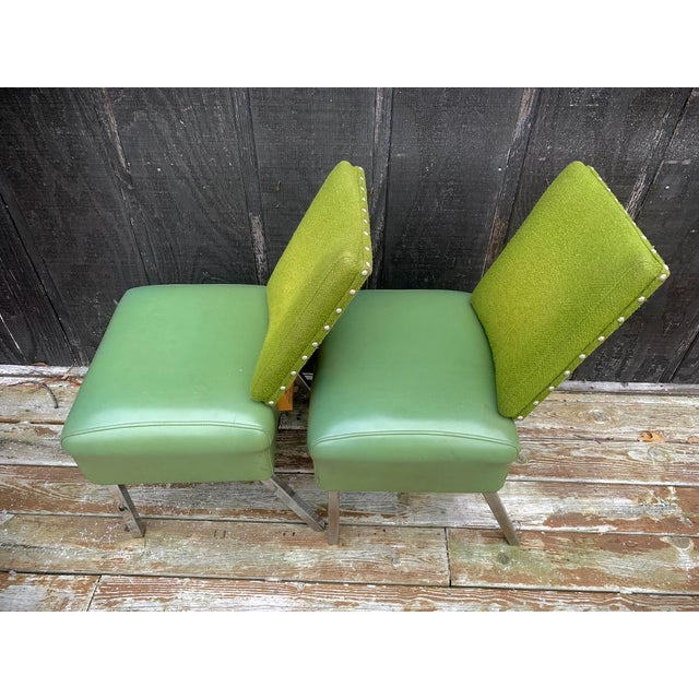 Mid-Century Modern Lloyd Adjusting Chairs - Set of 2 For Sale - Image 3 of 13