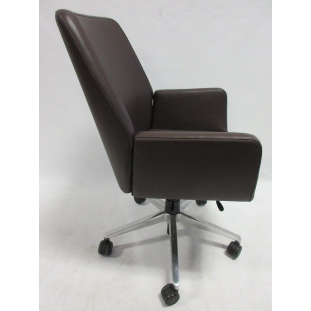 Steelcase Coalesse Bindu Mid-Back Executive Chair For Sale - Image 4 of 8