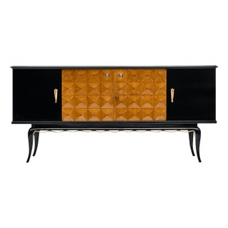 Italian Mid-Century Modern Buffet For Sale