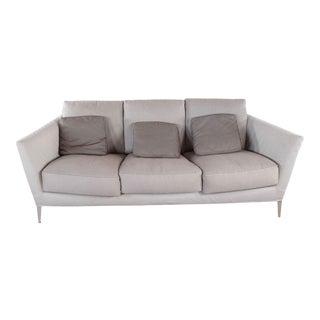 B&b Italia Upholstered Sofa For Sale