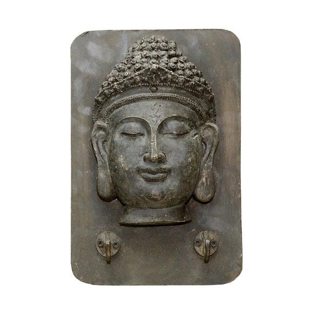 Buddha Head Wall Hook - Image 4 of 4