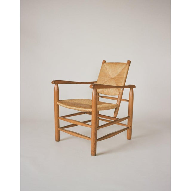 Charlotte Perriand No. 21 Chair For Sale In Los Angeles - Image 6 of 6