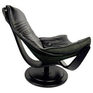 Takashi Okamura and Erik Marquard for Nelo, Sling Chair, Swedish Danish Modern For Sale