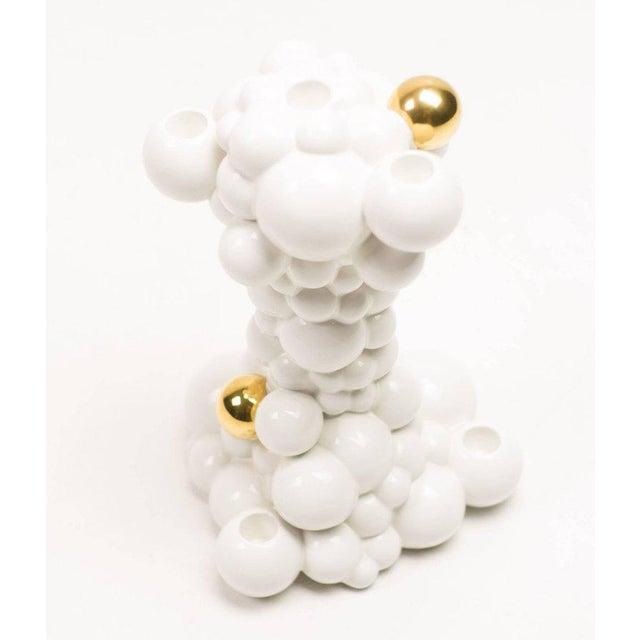 Ceramic candleholder designed by Jaime Hayon.