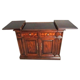 Henredon Bar Sideboard Cabinet Preview