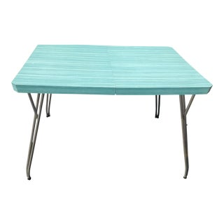 Mid-Century Walter Wabash Kitchen Table For Sale