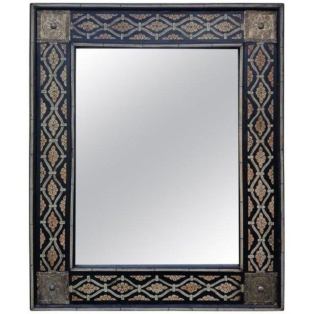 Moroccan Mamoun Bone Mirror - Marrakech For Sale In Orlando - Image 6 of 6