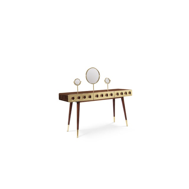 Not Yet Made - Made To Order Covet Paris Monocles Dressing Table For Sale - Image 5 of 5