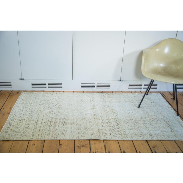 "Distressed Oushak Rug - 3'7 x 6'4"" - Image 2 of 7"