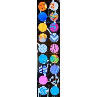 """Twister #11"" Original Art Work by Nicola Katsikis For Sale"