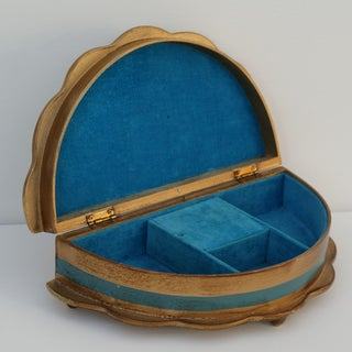 Florentine Musical Jewelry Box Preview