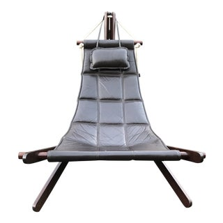 "Dominic Michaelis ""Sail Chair"" for Moveis Corazza For Sale"