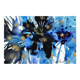 Watercolor Botanicals Giclee Print For Sale