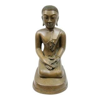 Bronze Buddhist Statue For Sale