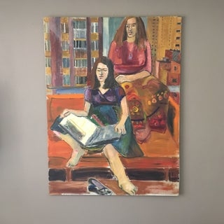 Portrait Scene Painting Preview