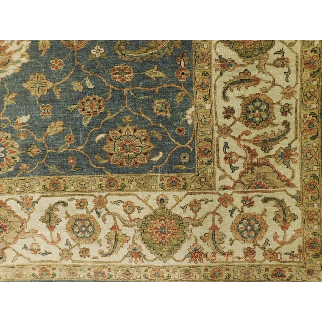 "Hand-Knotted Indo-Persian Rug- 8'1""x 9'5"" - Image 3 of 10"