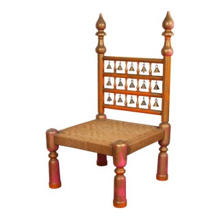 Bohemian Style Side Chair