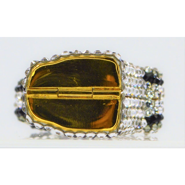 Judith Leiber Harp Pill Box For Sale In Los Angeles - Image 6 of 7