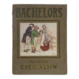 "1909 Washington Irving ""Bachelors"" Confessions Book"