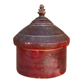 Roza Antique Tikka Box For Sale
