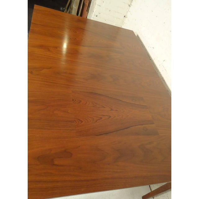 Mid-Century Modern Dining Set by John Stuart For Sale - Image 3 of 9