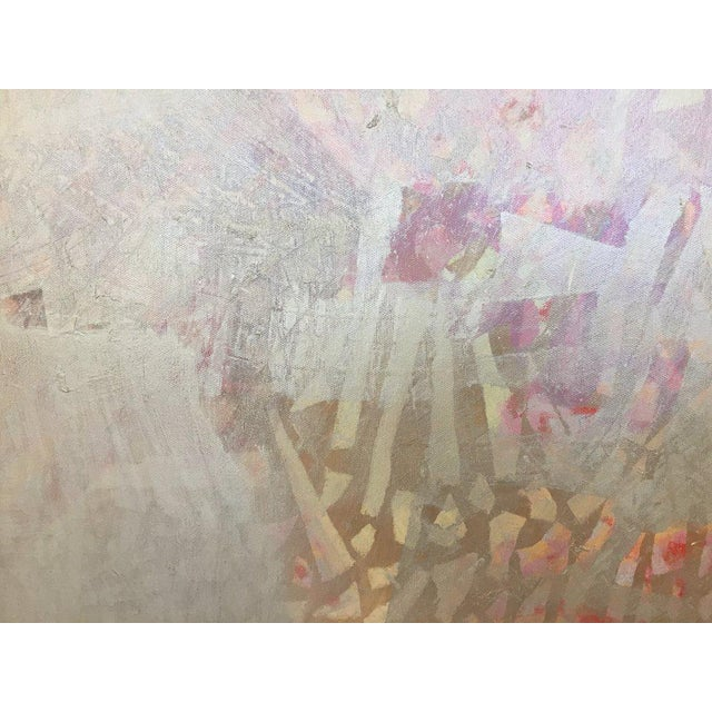 Christine Averill-Green Christine Averill - Green, Emissary II Painting, 2016 For Sale - Image 4 of 5