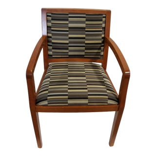 21st Century Vintage Geiger Ansley Chair For Sale