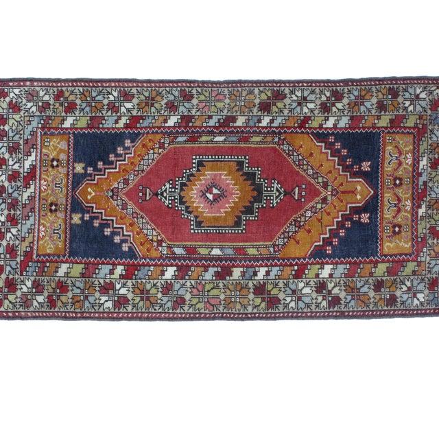 """Leon Banilivi Anatolian Oushak Rug- 3' X 6'1"""" - Image 3 of 5"""