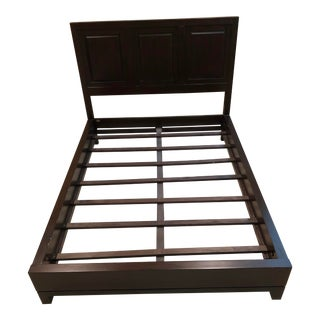 Rustic Arhaus Queen Bedframe For Sale