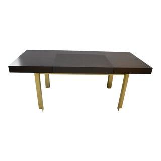 Maxine Snider Inc. Austin Table Desk For Sale