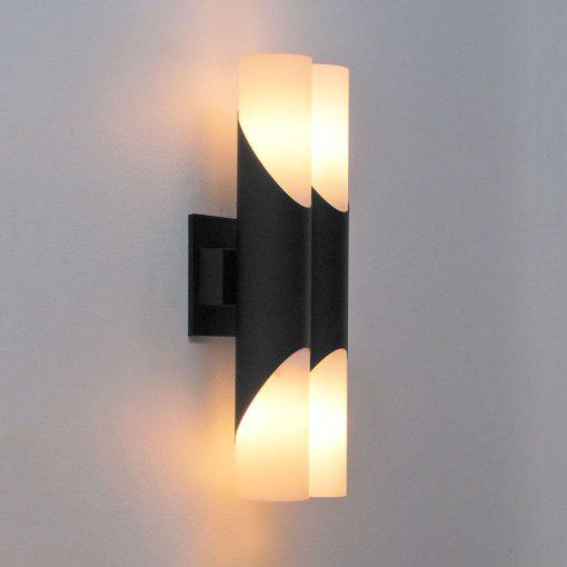 Pair of German Double Wall Lights by Neuhaus Leuchten - Image 8 of 10