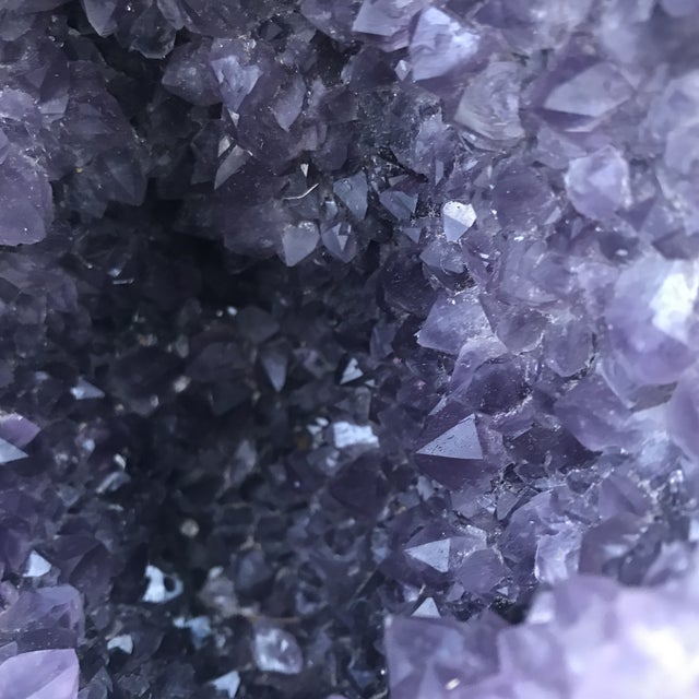 Brazilian Amethyst Cathedral For Sale - Image 4 of 9