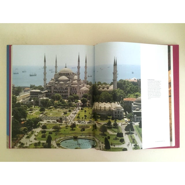 "Boho Chic ""Turkey From the Selcuks to the Ottomans "" Large Hardcover Architecture Book For Sale - Image 3 of 9"
