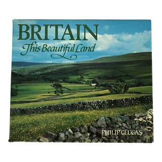 """1983 """"Britain This Beautiful Land"""" First Edition Book For Sale"""
