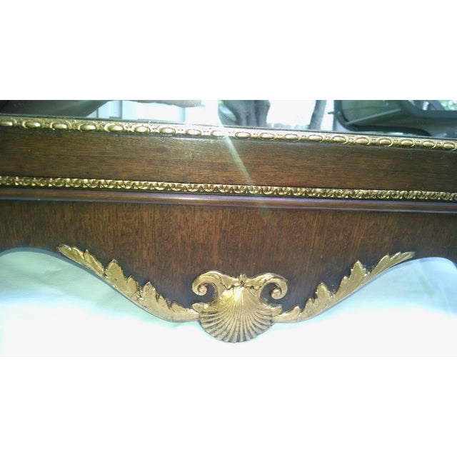 Chippendale Mahogany Mirror - Image 8 of 8