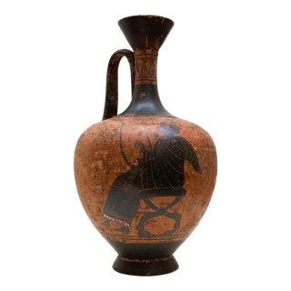19th Century Tour Greek Wine Jug For Sale