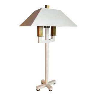 Hart Associates Postmodern Bouillotte Lamp