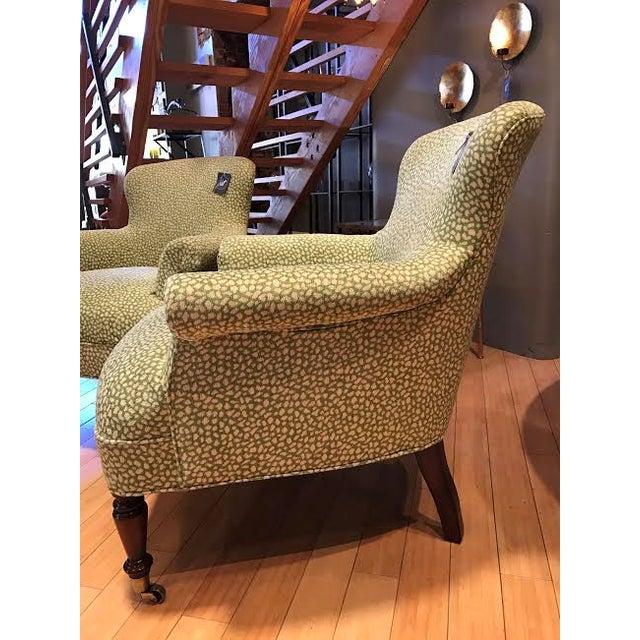 Ralph Lauren Arm Chairs - Pair - Image 3 of 5