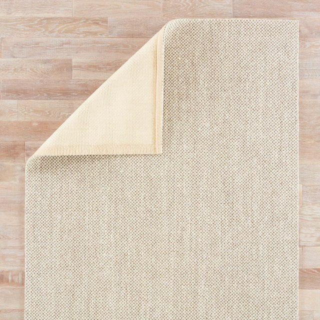 Jaipur Living Naples Natural Solid Taupe Area Rug - 9' X 12' For Sale - Image 4 of 6