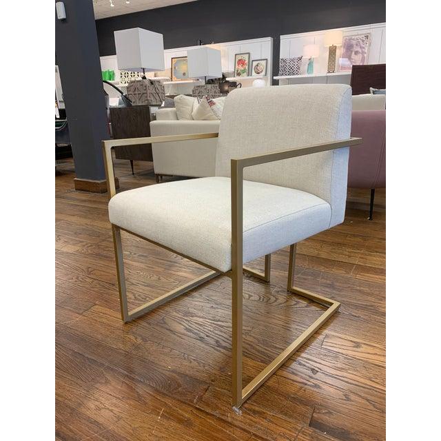 Metal Ashton Arm Chair For Sale - Image 7 of 7