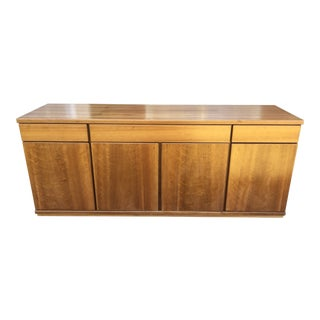 Scandinavian Modern Teak Sideboard For Sale
