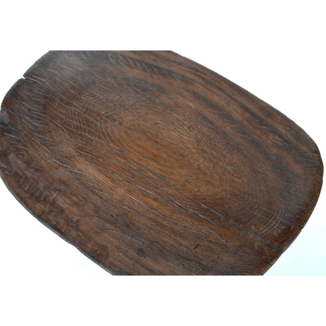 Mid 20th Century African Lobi Wood Stool For Sale - Image 5 of 7