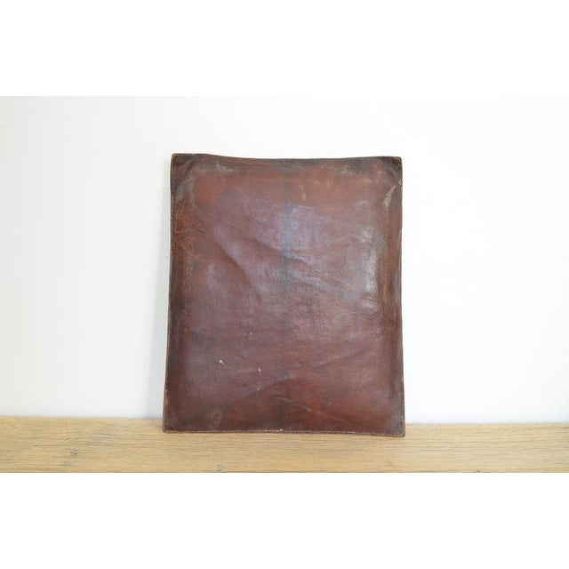 Chinese Embossed Leather Cushions For Sale In Phoenix - Image 6 of 11
