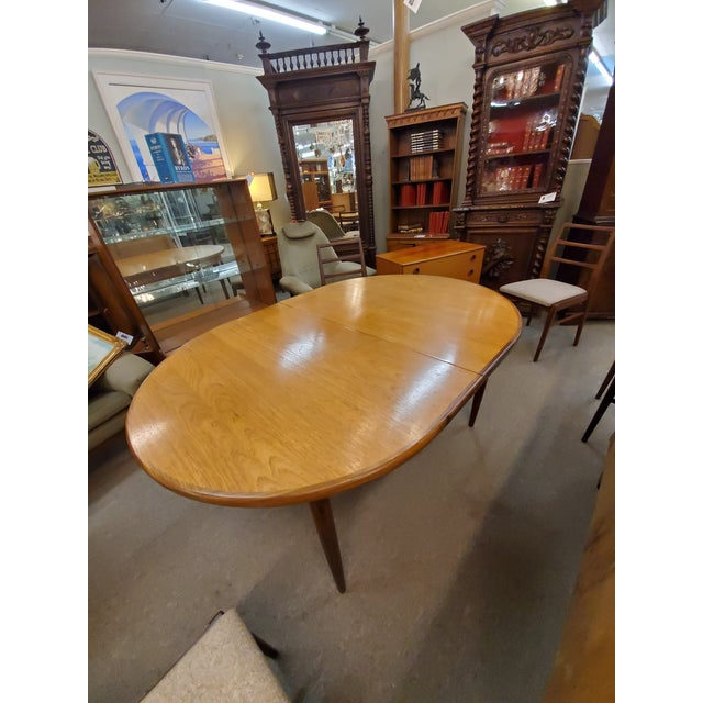 Mid 20th Century Mid Century Modern G Plan Dining Table For Sale - Image 5 of 10