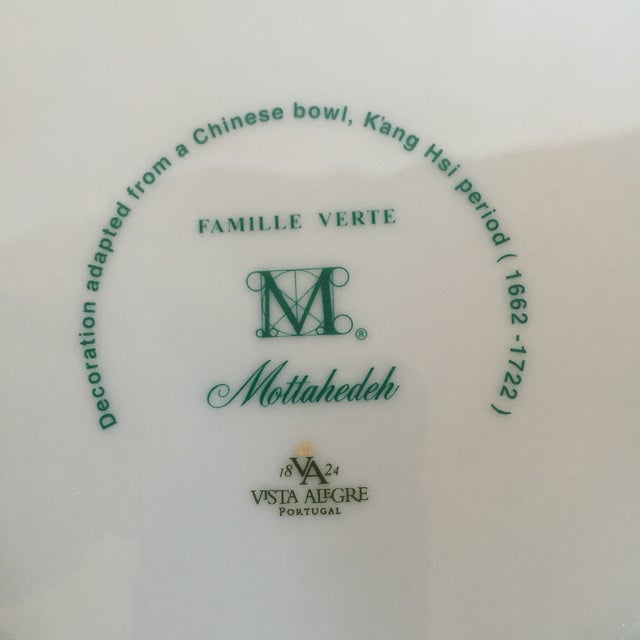 Mottahedeh Famille Verte Planter - Image 6 of 6