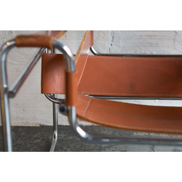 Wassily Marcel Breuer for Knoll Chairs - a Pair - Image 11 of 11